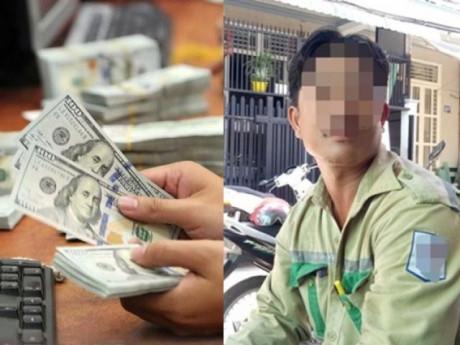 Đổi 100 USD bị phạt 90 triệu đồng: Gia đình anh thợ điện nấc nghẹn xin miễn giảm