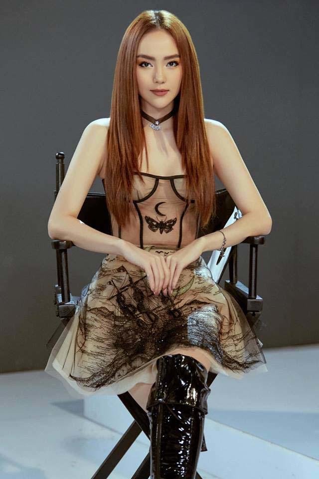 "dung hang pham huong, phai chang minh hang ngam tuyen bo minh la ""drama queen"" moi? - 4"