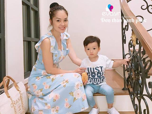 Một thời sống biệt thự triệu đô, Á hậu Điện Ảnh 1999 tay trắng làm mẹ đơn thân tuổi U40