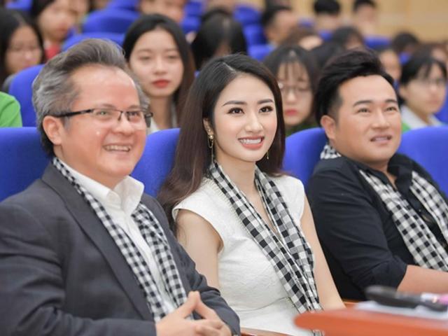 Hoa hậu Thu Ngân kể chuyện quyết tâm tìm cách sửa lỗi nói ngọng