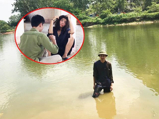 Quỳnh Búp Bê: Anh trai ngụp lặn dưới sông tìm xác Lan cave?