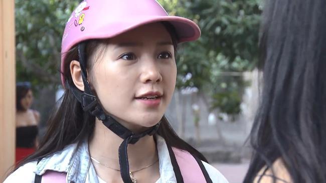 """quynh bup be: lan """"cave"""" dien dai, bi anh nhet com vao mom, khan gia dau long chet con hon - 4"""