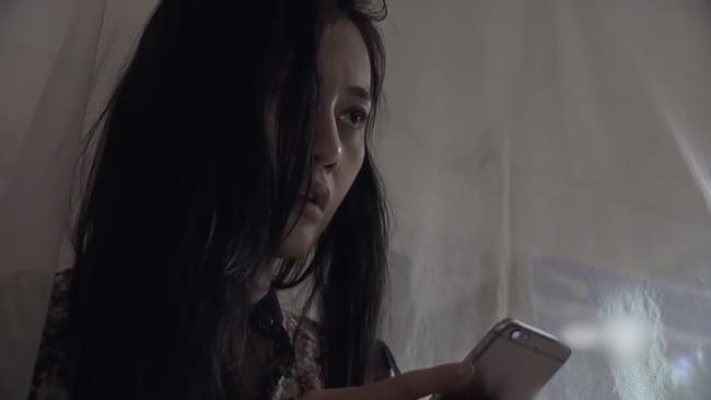 """khong phai my soi, chinh quynh bup be da dang clip bi danh ghen va boc """"phot"""" minh len mang? - 3"""