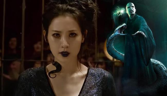 "than the my nhan xa tinh cua harry potter: nhat nhoa tai que nha han quoc, ""chuyen minh"" o hollywood - 9"