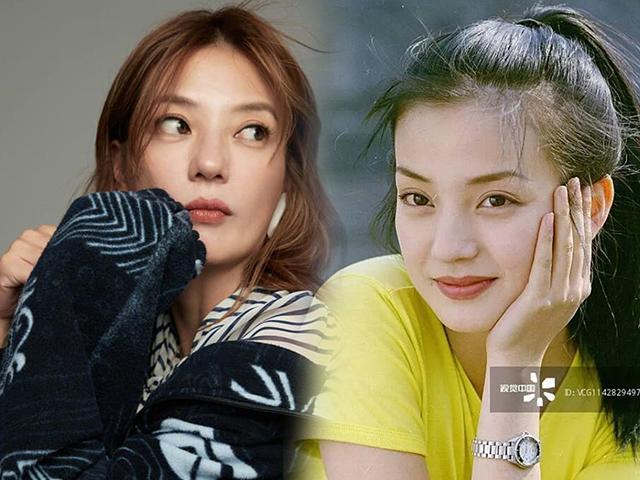 Ngỡ ngàng trước nhan sắc tuổi 20 của Triệu Vy, không cằm V-line vẫn đẹp xuất sắc