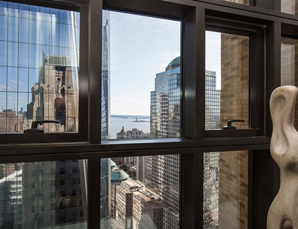 Choáng với căn hộ áp mái nghìn tỷ có phòng khách rộng ngang một bảo tàng - 11