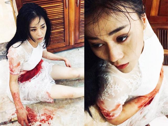 Hết còn ám quẻ người khác, Quỳnh Búp Bê chết không nhắm mắt trong vũng máu?