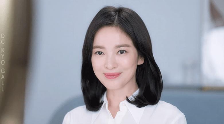 "tuong dai nhan sac nhu song hye kyo cung co khi phai ""muoi mat"" vi diem nay - 4"