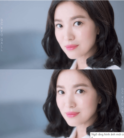 "tuong dai nhan sac nhu song hye kyo cung co khi phai ""muoi mat"" vi diem nay - 6"