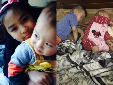 Một năm sau ngày đưa tiễn bé Nhật Linh, gia đình đón nhận một bé gái đặt tên Bình An