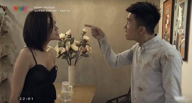 """goc """"boc phot"""" quynh bup be: my """"soi"""" choang nhau sut dau voi bo, nao ngo dao yeu nguoi khac? - 4"""