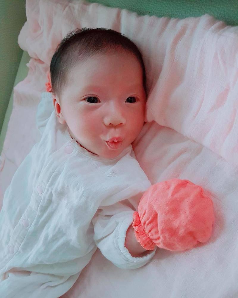 Nam 2018, nhung sao Viet boi thu con gai dau long, tuong lai huong sung suong