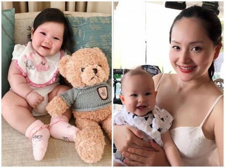 Năm 2018, những sao Việt bội thu con gái đầu lòng, tương lai hưởng sung sướng