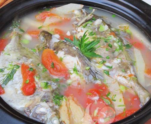 4 món canh cá nấu chua cho ngày hè - 2