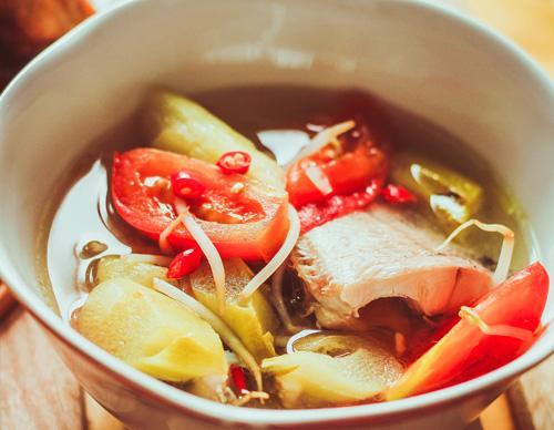 4 món canh cá nấu chua cho ngày hè - 3