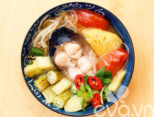 4 món canh cá nấu chua cho ngày hè - 4