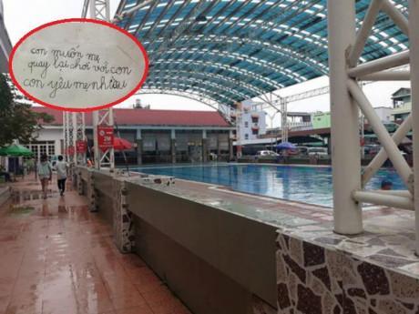 Vụ người mẹ tử vong ở hồ bơi: Nỗi đau tột cùng