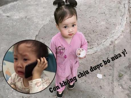 """Cái kết bất ngờ của cô bé cầu cứu ông nội vì bị bố trêu """"gây bão"""" MXH hôm nay"""