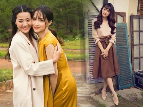 """Sau khi bị """"bạn thân giật bồ"""", Hoa hậu Hương Giang buộc phải mặc đẹp mọi lúc mọi nơi"""