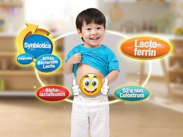 """Dòng """"sữa mát"""" nuôi dưỡng hệ tiêu hoá trẻ khoẻ mạnh ngay từ đầu"""