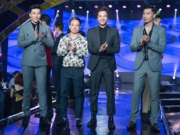 Diễn viên, nam vương Đoàn Thanh Tài làm vedette trong show thời trang vinh danh Hoa hậu