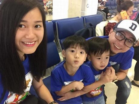 U30 một nách 2 con, Lâm Vỹ Dạ bất ngờ than mệt gấp 10 lần mẹ bỉm sữa bình thường