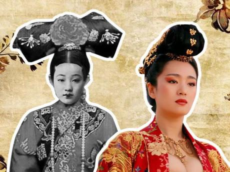 Ác độc dã man nhất lịch sử Trung Hoa, Từ Hy dám uống cả sữa... người để làm đẹp!