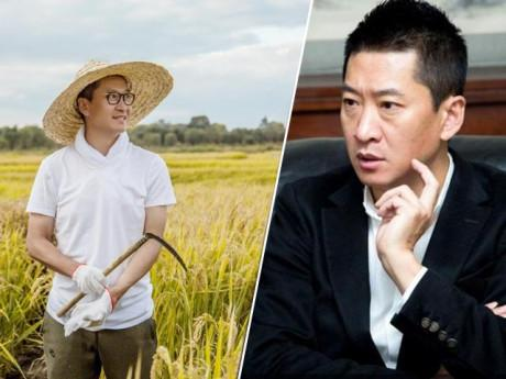 Hết thời về quê trồng lúa, không ngờ
