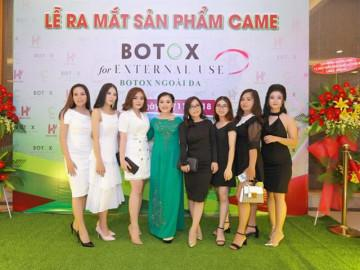 Lễ ra mắt sản phẩm mới Came Japonica – Botox For External Use