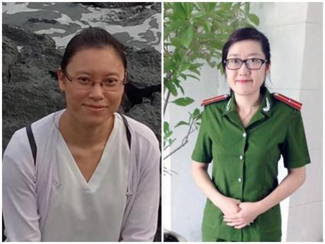"""Thiếu úy Đậu Thị Huyền Trâm, bác sĩ Hạnh: Đâu chỉ cứu con, họ còn """"chữa trị"""" cuộc sống này!"""