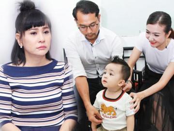Cát Phượng khóc vì scandal An Nguy - Kiều Minh Tuấn đã là gì, nhìn vợ chồng Huỳnh Đông kìa!