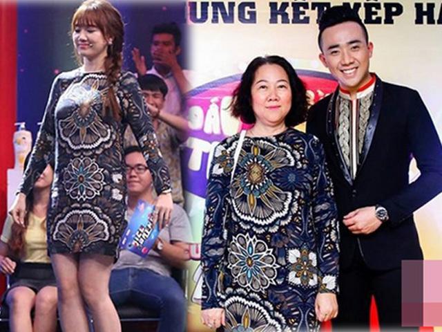 Lần bị chê thảm hại nhất của Hari Won là... xấu hơn mẹ Trấn Thành!