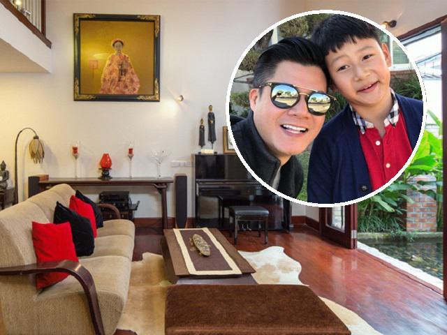 Có gì trong căn nhà nhỏ của Quang Dũng khiến Mr. Đàm thảng thốt: Ngỡ đang ở resort?
