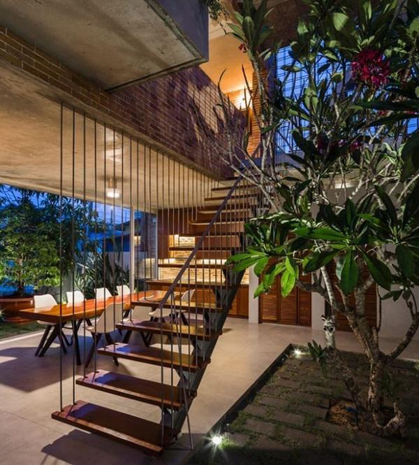 Ngôi nhà ở làng chài Bình Thuận amp;#39;ghi điểmamp;#39; với báo nước ngoài - 2
