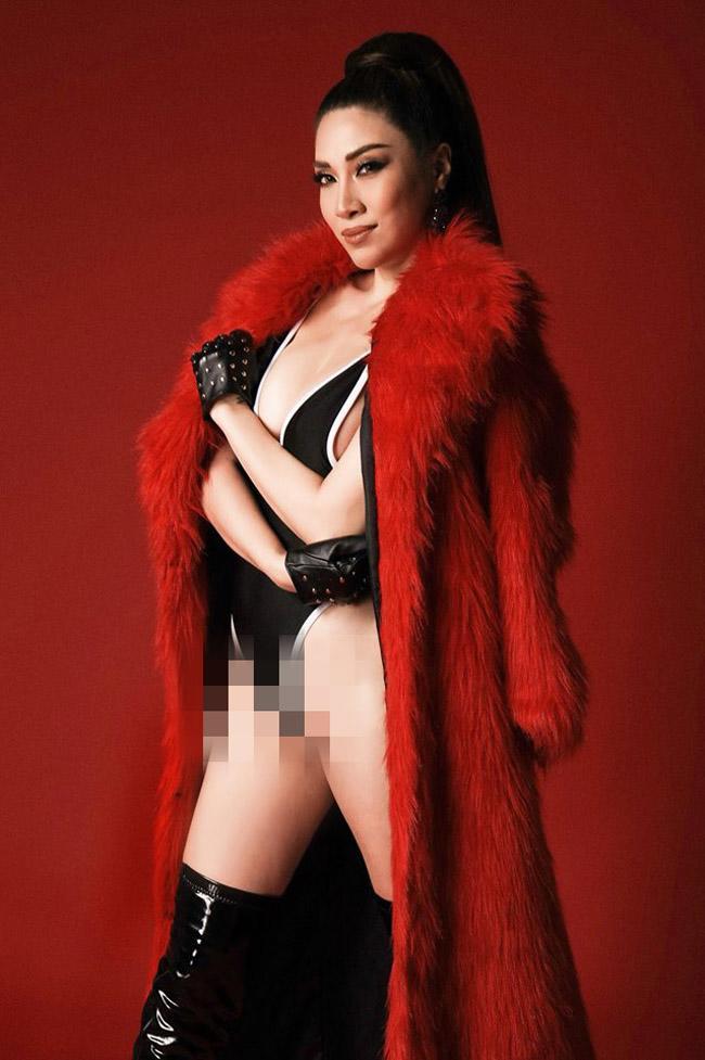 bikini da la gi, ao tam mac nhu khong, noi y xuyen thau moi la mot dang duoc lang xe - 5