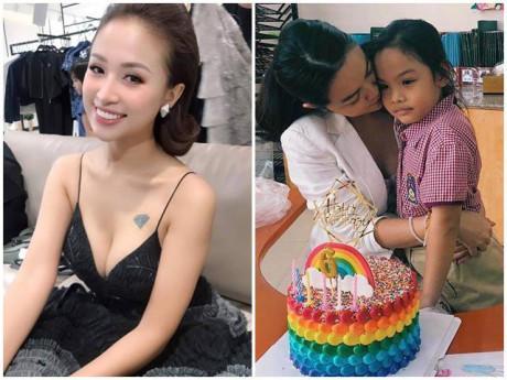 3 nữ sao Việt xinh đẹp ly hôn, các con có những phản ứng bất ngờ