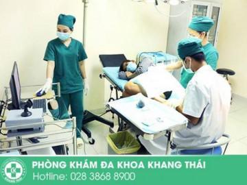 Phòng khám Khang Thái - Địa chỉ khám trĩ uy tín tại TP.HCM