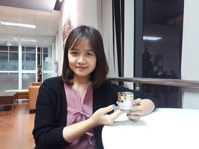 review my pham  benetiful: chong nhan hieu qua nho hong sam len men - 7
