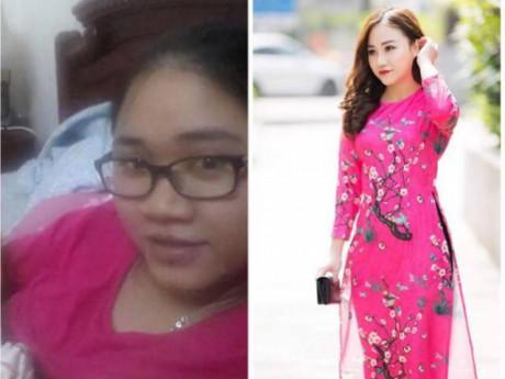 Chị em khổ sở vì giảm cân, hãy học ngay bí kíp giảm 21kg trong vòng 2 tháng