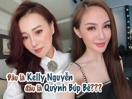 """Ngớ người trước hình selfie của """"Quỳnh Búp Bê"""", dân tình tự hỏi đây là Quỳnh hay Kelly Nguyễn"""