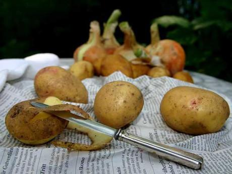 Lợi ích sức khoẻ không ngờ từ bộ phận nhiều người bỏ phí khi ăn khoai tây