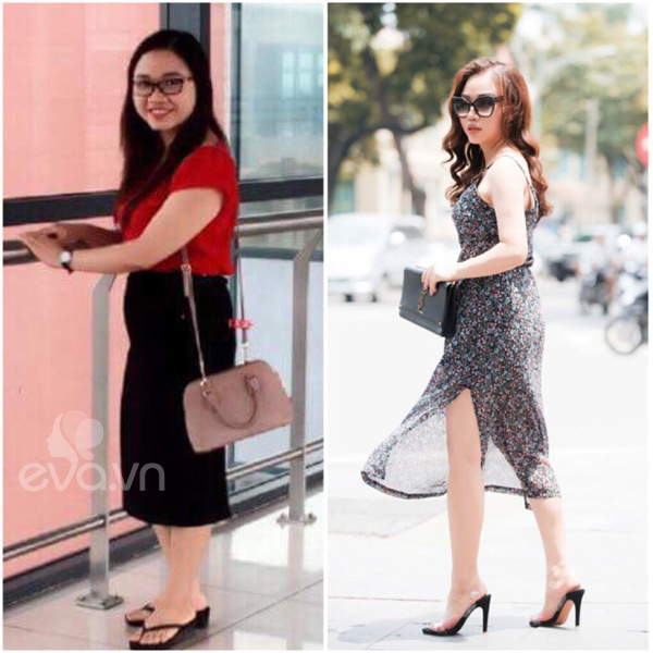 "hotmom ha thanh danh bay 21kg sau sinh voi phuong phap giam can ""khong phai kho so"" - 2"