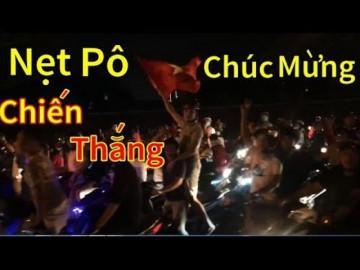 Nẹt bô mừng chiến thắng ĐTQG Việt Nam, thanh niên nhận cái kết...