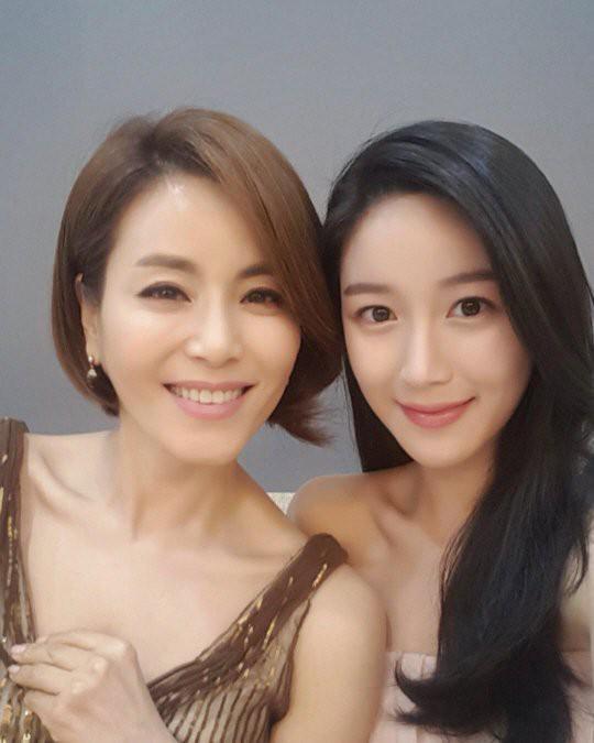 """""""mama chue"""" cua nang dae jang geum 2 lan do, con gai la my nhan nhung con trai moi """"chat"""" - 5"""