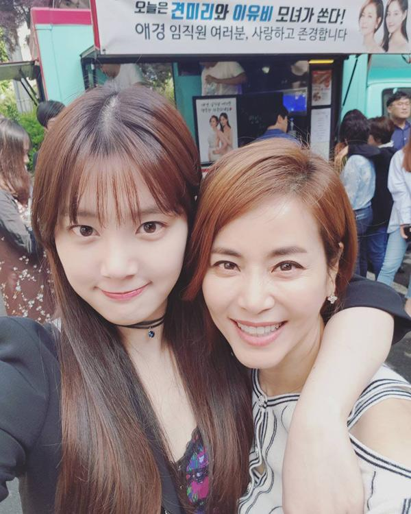 """""""mama chue"""" cua nang dae jang geum 2 lan do, con gai la my nhan nhung con trai moi """"chat"""" - 6"""