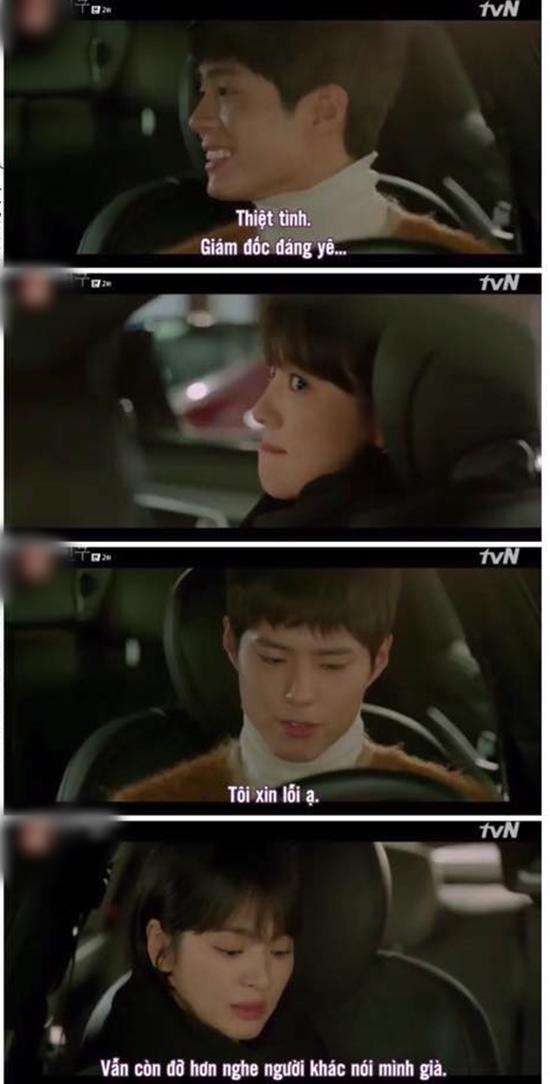 "phat hien thu vi: song hye kyo ""trom"" mu ong xa di hen ho cung ""tinh tre"" - 6"