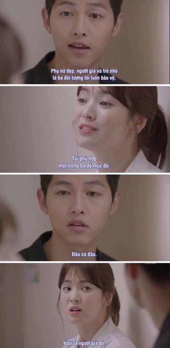 "phat hien thu vi: song hye kyo ""trom"" mu ong xa di hen ho cung ""tinh tre"" - 7"