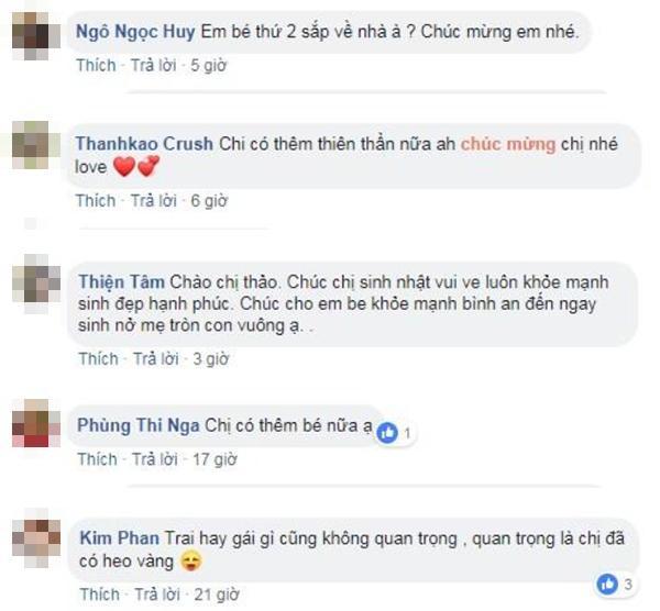 bat ngo nhan nghin loi chuc mung mang thai lan 2, thanh thao ta hoa he lo su that - 2