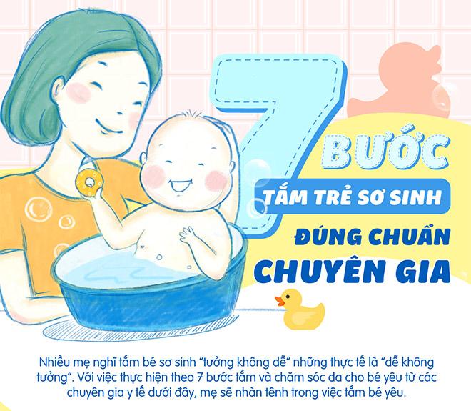 7 buoc tam tre so sinh dung chuan chuyen gia - 1