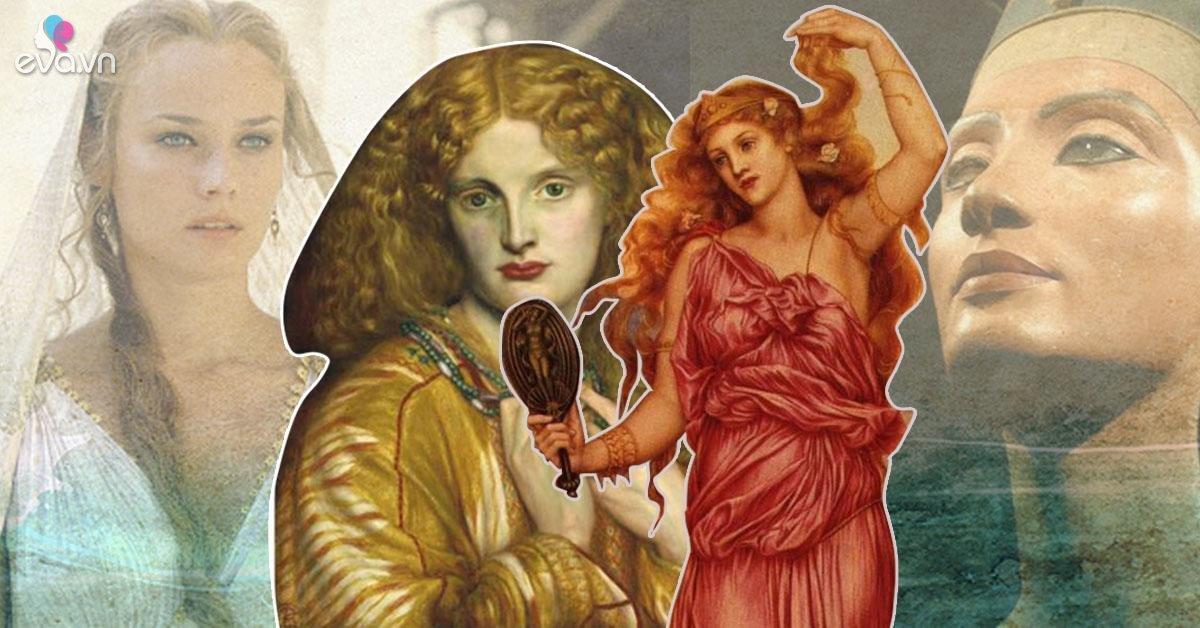 Góc kinh dị: Sởn gai ốc với phương pháp làm đẹp dị hợm của các nữ hoàng thời xưa